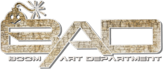Boom Art Department logo