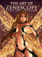 Art Of Zenescope cover