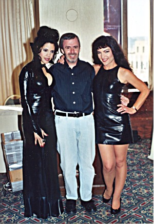 Countess Vladimira, Terry Sanders and Brinke