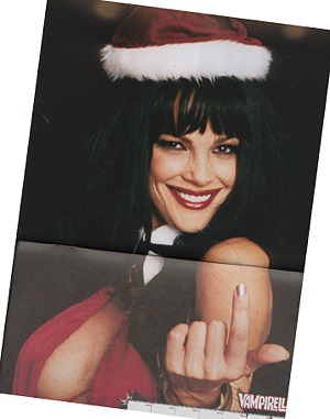 Vampirella Christmas (a relation of Father ...)
